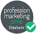 Profession marketing pme - Adetem