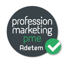 label profession marketing pme