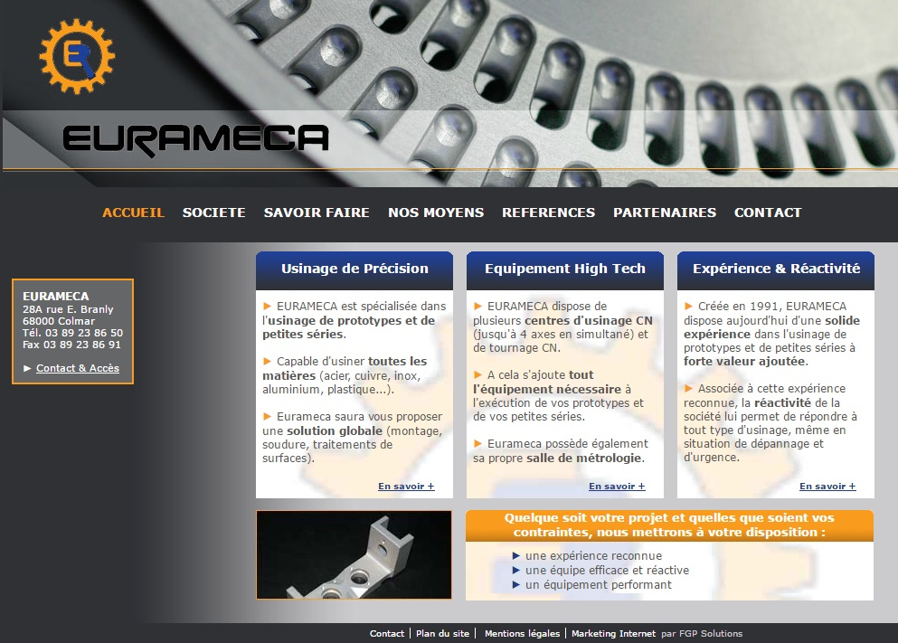 eurameca marketing digital