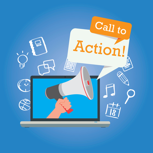 créer un call to action