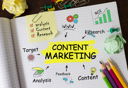 content marketing trafic web