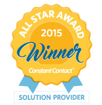 FGP Solutions constant contact award 2015