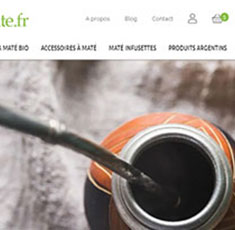 Refonte du site de e-Commerce Yerba-Mate.fr